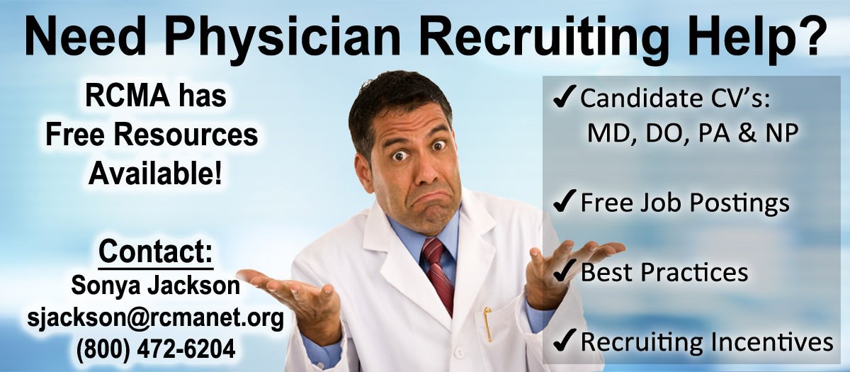 Need physician recruiting help?